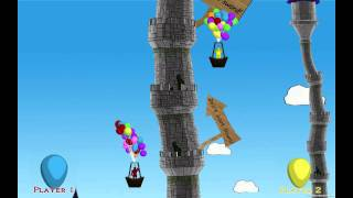 Balloon Tower Princess Rescue [FRAPS]