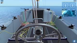 Sailaway Tut#5 Parts of a boat, sails & sheets