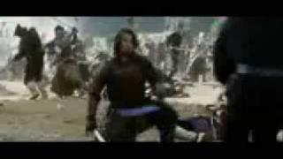 Az utolsó szamuráj - The Last Samurai (Action trailer)