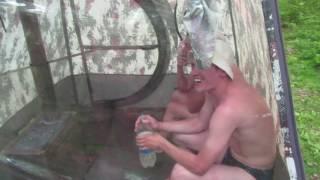 В бане Терма-10 + печь
