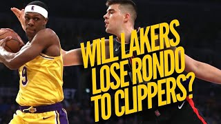 Will Lakers Lose Rondo To Clippers?