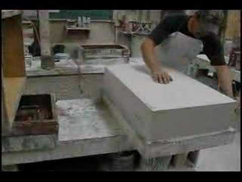 Plaster Mold Casting Youtube