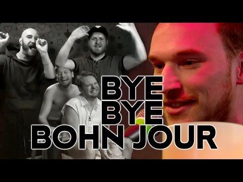 Bye Bye Bohn Jour von Lars feat. Lisa | Rocket Beans TV