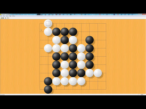 Go for Beginners: Short 9x9 Game Walkthroughs vs. igowin (Session #1)