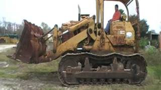 CAT 983 CRAWLER LOADER