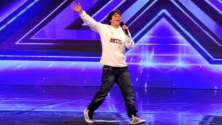 Luke Lucas's audition - The X Factor 2011 - itv.com/xfactor