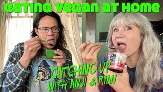 Eating Vegan At Home, What's In Our Mailbox, LB Meetup + More