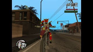 Satria Garuda Bima X Game Indonesia Mod.