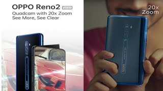 OPPO RENO 2 20X Zoom Official First Look , Specs , Price & Release Date