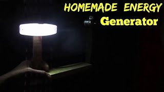 Windmill Scholl Project - How To Make A Windmill At Home That Generates Electricity