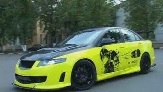 Тюнинг Хонда Аккорд Тайп С / Tuning Honda Accord Type S