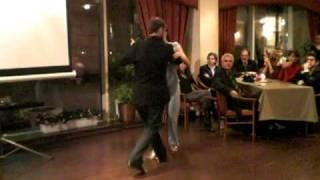 Vladimir Vereschagin and Katerina second dance