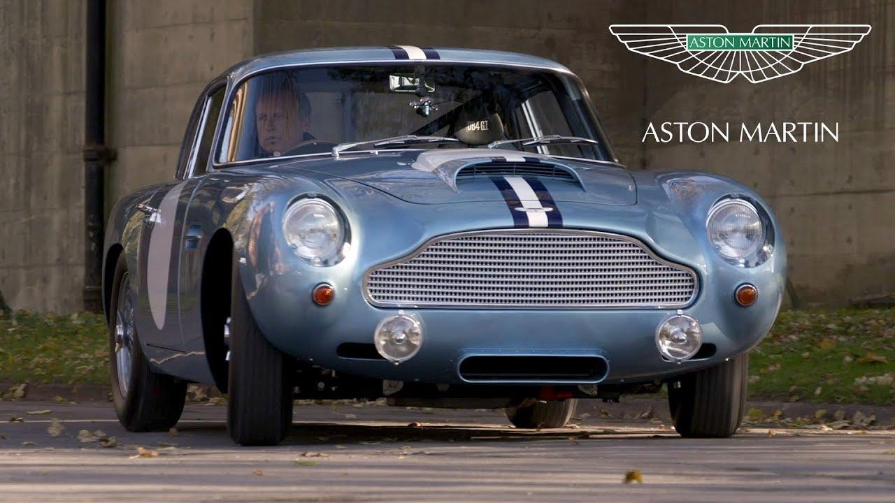 Aston Martin Db4 G T Continuation Youtube