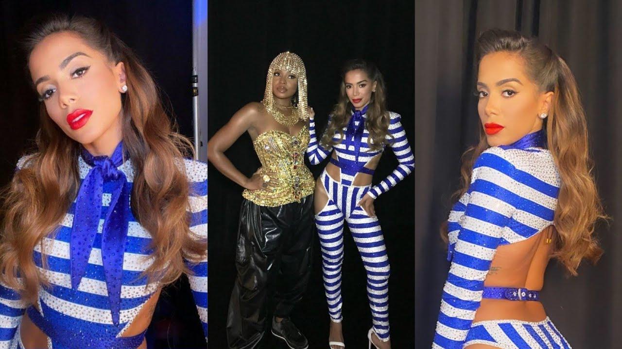 Anitta - Bastidores Celebra: Ellas y Su Música