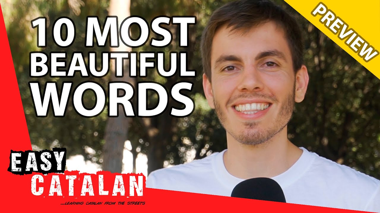 10 Words to Win any Catalan's Heart (Preview)   Easy Catalan 28