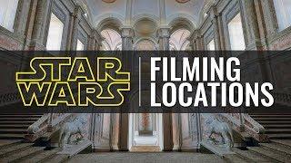Star Wars Filming Locations - Prequel Trilogy