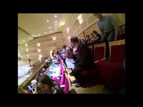 Концертный зал Мариинского театра в Санкт-Петербурге/Семья Саверченко/Архив/ /Семья Саверченко