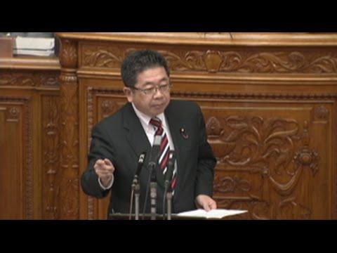 「戦争法案」採決 小池副委員長の反対討論 *