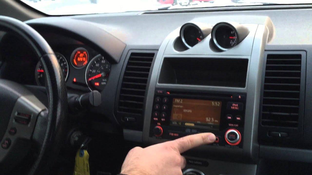 2010 Nissan Sentra SE R Spec V, 4dr, 6 Speed
