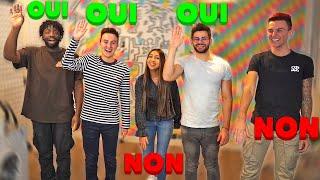 OUI ou NON ? (feat. @FastGoodCuisine @Marie-Sarah @Lonni @scoot 2 street )