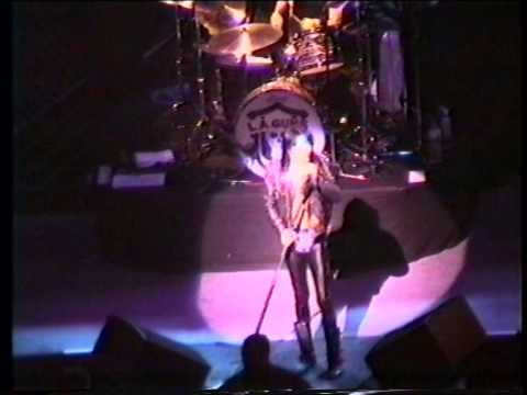 LA Guns Oslo Spectrum Norway 1991 MASTER