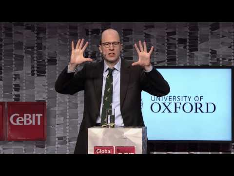 Keynote - Dr. Nick Bostrom, University of Oxford