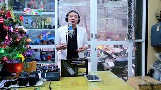 Nghệ sĩ Chiến Thắng trải nghiệm combo Sound icon upod pro và mic AMI BM 900 giá 3tr050k