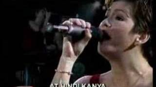 Regine Velasquez - Bakit Ngayon Ka Lang (SOLO Version)