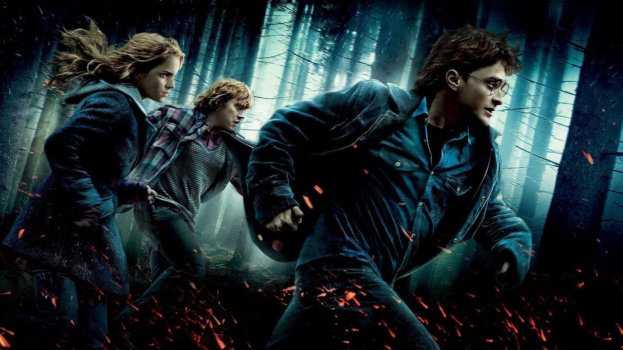 Harry Potter and the Deathly Hallows Part 1 - Review - YouTube