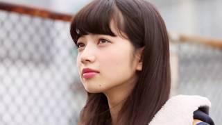 Nana Komatsu beauty 2017 _  小松菜奈
