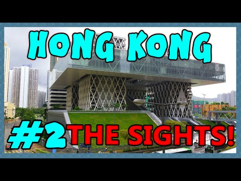 The Sites + Karaoke Time! | Hong Kong #2