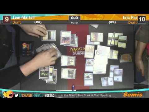Grand Prix Sacramento 2014 Semifinals (Draft)