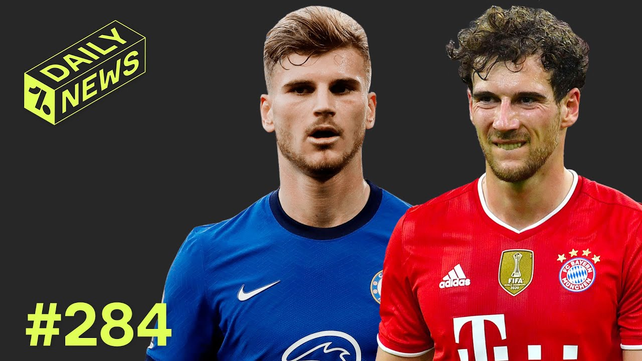 Man United find Pogba REPLACEMENT + Werner wants OUT!