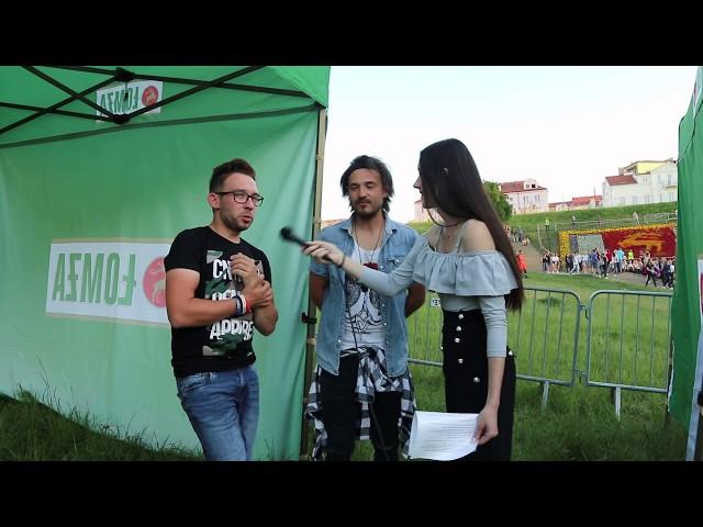 Wywiad z zespołem ENEJ - Juwenalia Łomża