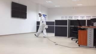 Смотреть видео Уничтожение насекомых l грызунов l неприятного