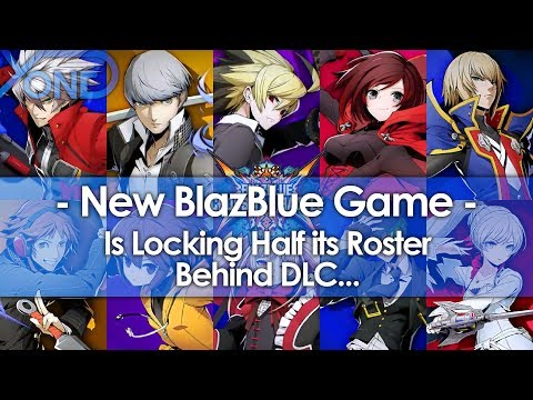 New Fighting Game is Locking Half its Roster Behind DLC...