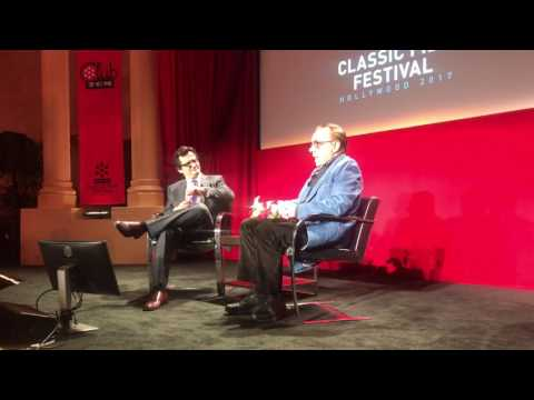 Ben Mankiewicz interviews Peter Bogdanovich