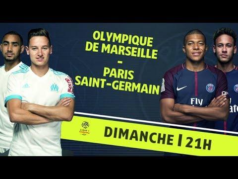 Présentation du Classique - OM/PSG [Ligue 1 Conforama 2017-18]
