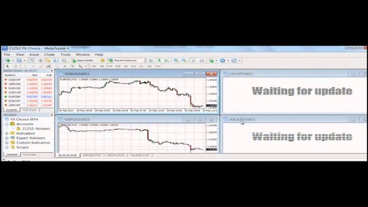 60 second binary trading demo