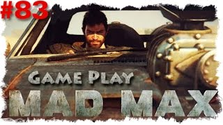 "Mad Max ""Destroy Scarecrow"" Random Gameplay."