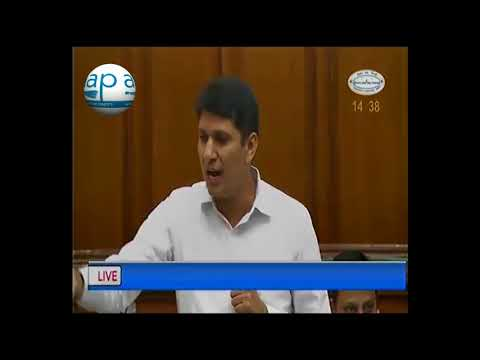 AAP MLA Saurabh Bhardwaj, addressed Delhi Assembly on LG's Letter to Speaker on Assembly Committees