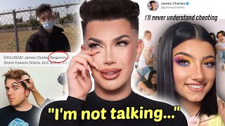 James Charles SPEAKS OUT on Shane Dawson & Charli D'Amelio
