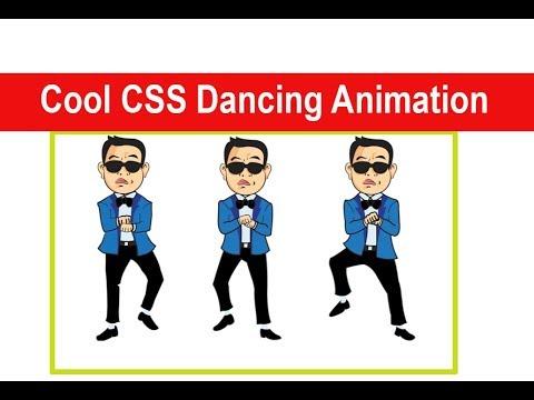 Cool CSS Dancing Animation