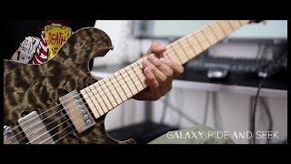 【ラブライブ!サンシャイン!!】GALAXY HidE and SeeK (ギター)弾いてみた