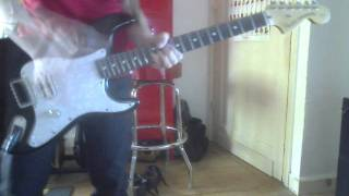 Angels & Airwaves - Everything's Magic Guitar Cover.wmv