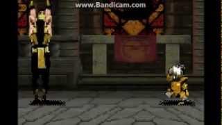 Mortal Kombat 3 обзор игры на телефон
