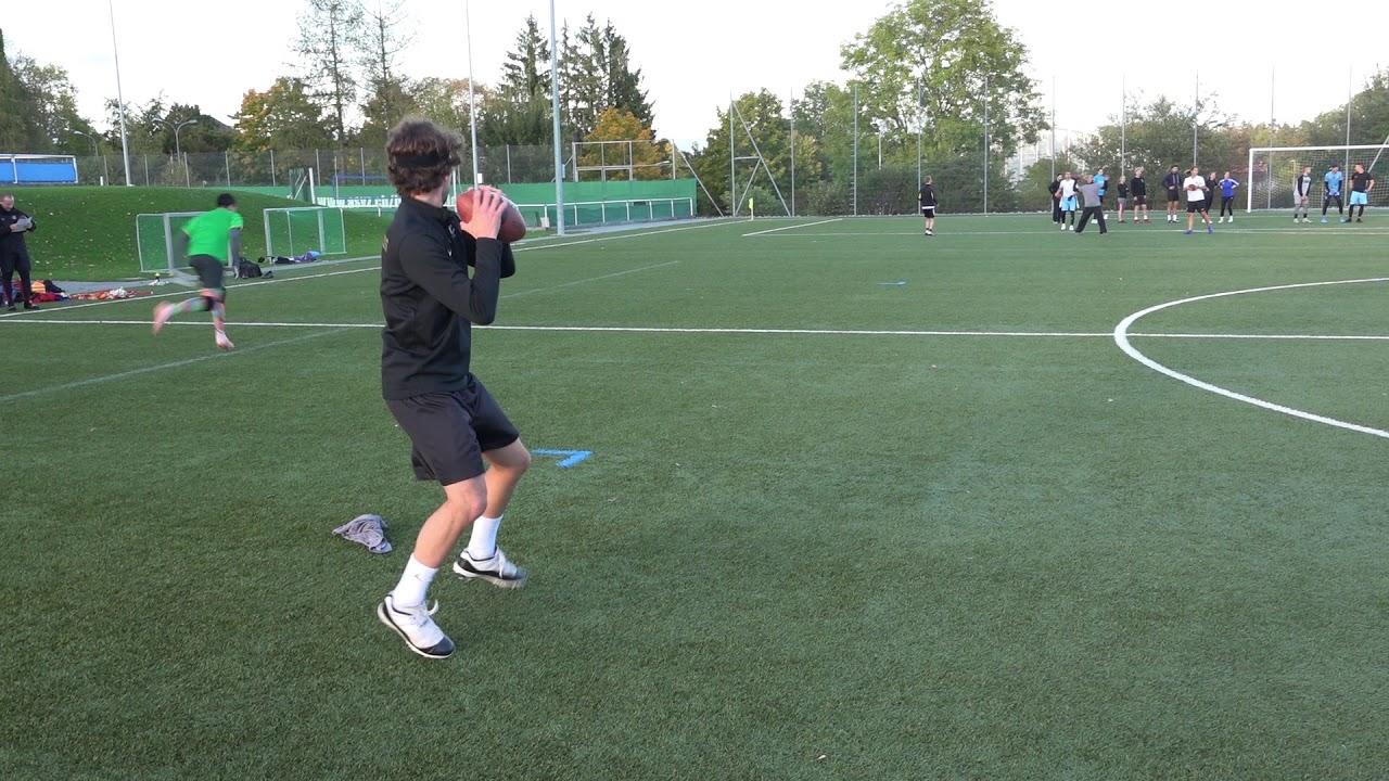 Football Werfen