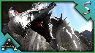 REAPER CHEWING THROUGH A DINO ARMY! THEY GAVE UP! - Ark: Survival Evolved [PVP Cluster]