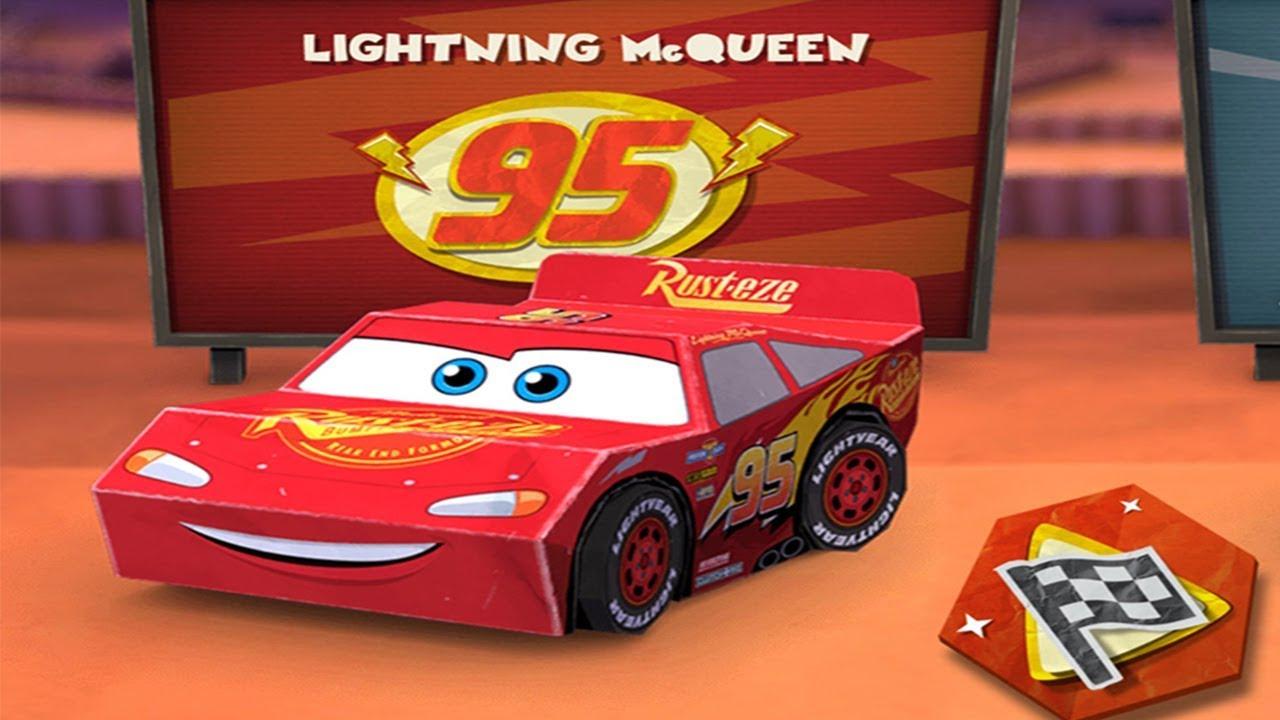 Disney Cars 3 Demolition Derby Lightning Mcqueen Online Gameplay For