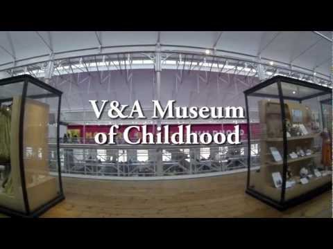 V&A Museum of Childhood East London